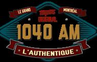 <em>Leblogueur</em> commente l&rsquo;actualité sur les ondes de CJMS en ce mardi 14 avril à 13h