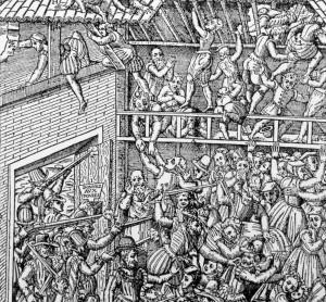 Massacre des Huguenots