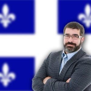 Guy Morin aux couleurs du Québec