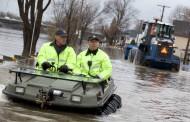 Les inondations à Gatineau