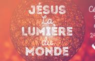 Jésus, la lumière du monde en format audio (Jean 8:12)